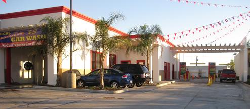 So cal express is no ordinary car wash learn more solutioingenieria Images